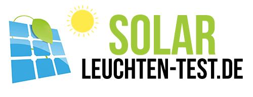 Solarleuchten Test 2016